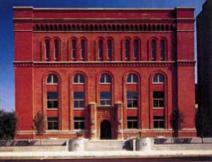 Yale Arthur K Watson Hall